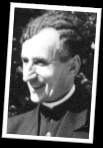 Pfarrer Bernhard Bendel