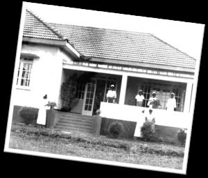 Das erste Haus der Schwestern