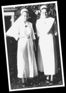 Sr Hildegard Beck und Sr. Charlotte Jahnel wurden nach Tansania entsandt.
