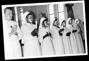 Die ersten afrikanischen Schwestern