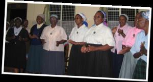 Afrikanische Schwestern