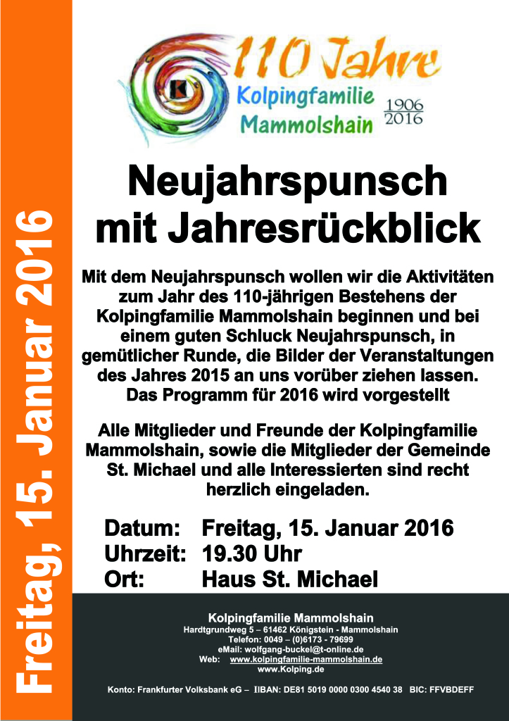 Plakat_2016-01-15_Kolping-Neujahrspunsch mit Jahresrückblick_A4 Kopie