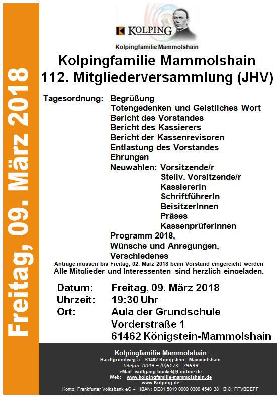 Plakat_2018-003-09_112. Mitgliederversammlung-JHV